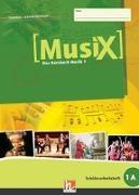 Cover-Bild zu MusiX 1. Schülerarbeitsheft 1 A von Detterbeck, Markus