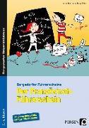 Cover-Bild zu Der Französisch-Führerschein von Krahmann, Isabel