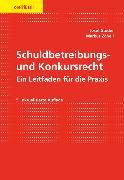 Cover-Bild zu Schuldbetreibungs- und Konkursrecht von Zöbeli, Markus