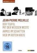 Cover-Bild zu Jean-Pierre Melville von Lesou, Pierre