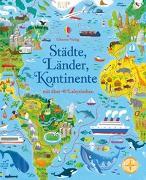 Cover-Bild zu Städte, Länder, Kontinente von Smith, Sam
