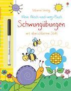 Cover-Bild zu Mein Wisch-und-weg-Buch: Schwungübungen von Smith, Sam