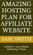 Cover-Bild zu Amazing Hosting Plan for Affiliate Website (eBook) von Smith, Sam