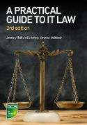 Cover-Bild zu A Practical Guide to IT Law (eBook) von Katz, Andrew