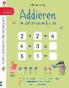 Cover-Bild zu Mein Lernspaß-Übungsblock: Addieren im Zahlenraum bis 20 (1. Klasse) von Smith, Sam