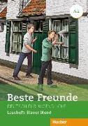 Cover-Bild zu Beste Freunde A2. Leseheft: Blauer Mond von Vosswinkel, Annette