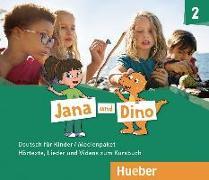 Cover-Bild zu Jana und Dino 2. Medienpaket von Georgiakaki, Manuela