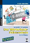 Cover-Bild zu Der Wörterbuch-Führerschein - Grundschule (eBook) von Jebautzke, Kirstin