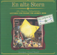 Cover-Bild zu En alte Stern. Playback-CD - En alte Stern