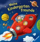 Cover-Bild zu Meine Kindergartenfreunde: Weltraum
