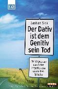Cover-Bild zu Folge 1: Der Dativ ist dem Genitiv sein Tod - Der Dativ ist dem Genitiv sein Tod