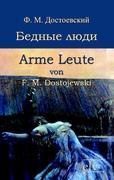 Cover-Bild zu Bednye ljudi/Arme Leute von Dostojewski, F. M.