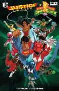 Cover-Bild zu Taylor, Tom: Justice League/Power Rangers