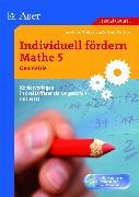 Cover-Bild zu Individuell fördern Mathe 5, Geometrie von Höfer, Irene