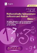 Cover-Bild zu Mathematische Kompetenzen aufbauen und fördern 1 von Drindl, Sandra