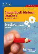 Cover-Bild zu Individuell fördern: Mathe 8 Rationale Zahlen von Misdziol, Ulrike