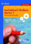 Cover-Bild zu Individuell fördern Mathe 7 Terme und Gleichungen von Ganser, Bernd (Hrsg.)
