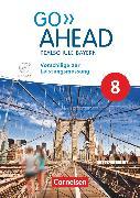Cover-Bild zu Go Ahead, Realschule Bayern 2017, 8. Jahrgangsstufe, Vorschläge zur Leistungsmessung, CD-Extra von Fleischhauer, Ursula