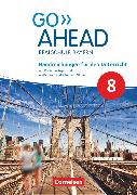 Cover-Bild zu Go Ahead, Realschule Bayern 2017, 8. Jahrgangsstufe, Handreichungen für den Unterricht von Baader, Annette