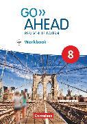 Cover-Bild zu Go Ahead, Realschule Bayern 2017, 8. Jahrgangsstufe, Workbook mit Audios online von Kaplan, Rebecca