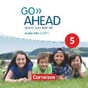 Cover-Bild zu Go Ahead, Realschule Bayern 2017, 5. Jahrgangsstufe, Audio-CDs, Mit MP3-Dateien