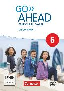 Cover-Bild zu Go Ahead, Realschule Bayern 2017, 6. Jahrgangsstufe, Video-DVD