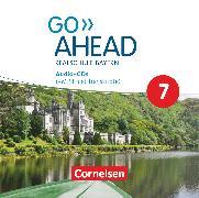 Cover-Bild zu Go Ahead, Realschule Bayern 2017, 7. Jahrgangsstufe, Audio-CDs, Mit MP3-Dateien