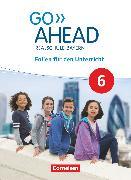 Cover-Bild zu Go Ahead, Realschule Bayern 2017, 6. Jahrgangsstufe, Folienpaket