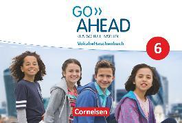 Cover-Bild zu Go Ahead, Realschule Bayern 2017, 6. Jahrgangsstufe, Vokabeltaschenbuch von Raspe, Georg