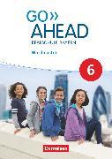 Cover-Bild zu Go Ahead, Realschule Bayern 2017, 6. Jahrgangsstufe, Wordmaster, Mit Lösungen von de la Mare, Christina