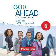 Cover-Bild zu Go Ahead, Realschule Bayern 2017, 6. Jahrgangsstufe, Audio-CDs, Mit MP3-Dateien