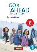 Cover-Bild zu Go Ahead, Realschule Bayern 2017, 6. Jahrgangsstufe, Workbook mit Audios online von Abram, James