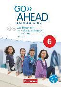 Cover-Bild zu Go Ahead, Realschule Bayern 2017, 6. Jahrgangsstufe, Workbook mit interaktiven Übungen auf scook.de - Lehrerfassung, Mit Audio-CD und Audios online