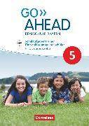 Cover-Bild zu Go Ahead, Realschule Bayern 2017, 5. Jahrgangsstufe, Schulaufgabentrainer, Mit Audios online und Lösungen