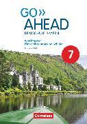 Cover-Bild zu Go Ahead, Realschule Bayern 2017, 7. Jahrgangsstufe, Wordmaster, Mit Lösungen von Fleischhauer, Ursula