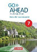 Cover-Bild zu Go Ahead, Realschule Bayern 2017, 7. Jahrgangsstufe, Folienpaket