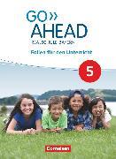 Cover-Bild zu Go Ahead, Realschule Bayern 2017, 5. Jahrgangsstufe, Folienpaket