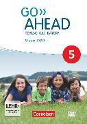 Cover-Bild zu Go Ahead, Realschule Bayern 2017, 5. Jahrgangsstufe, Video-DVD von Abbey, Susan