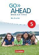 Cover-Bild zu Go Ahead, Realschule Bayern 2017, 5. Jahrgangsstufe, Wordmaster, Mit Lösungen von de la Mare, Christina