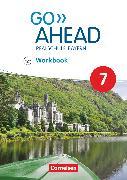 Cover-Bild zu Go Ahead, Realschule Bayern 2017, 7. Jahrgangsstufe, Workbook mit Audios online von Abram, James