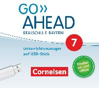 Cover-Bild zu Go Ahead, Realschule Bayern 2017, 7. Jahrgangsstufe, Unterrichtsmanager Plus auf USB-Stick, Inkl. E-Book als Zugabe und Begleitmaterialien
