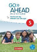 Cover-Bild zu Go Ahead, Realschule Bayern 2017, 5. Jahrgangsstufe, Workbook mit interaktiven Übungen auf scook.de, Mit Audios online von Abram, James