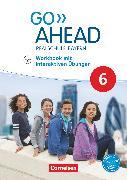 Cover-Bild zu Go Ahead, Realschule Bayern 2017, 6. Jahrgangsstufe, Workbook mit interaktiven Übungen auf scook.de, Mit Audios online