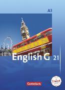 Cover-Bild zu English G 21, Ausgabe A, Band 3: 7. Schuljahr, Schülerbuch, Festeinband von Abbey, Susan