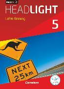 Cover-Bild zu English G Headlight, Allgemeine Ausgabe, Band 5: 9. Schuljahr, Schülerbuch - Lehrerfassung, Kartoniert von Abbey, Susan