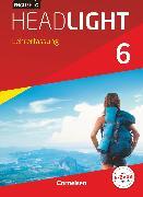 Cover-Bild zu English G Headlight, Allgemeine Ausgabe, Band 6: 10. Schuljahr, Schülerbuch - Lehrerfassung, Kartoniert von Abbey, Susan
