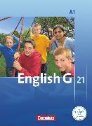 Cover-Bild zu English G 21, Ausgabe A, Band 1: 5. Schuljahr, Schülerbuch, Kartoniert von Abbey, Susan