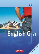 Cover-Bild zu English G 21, Ausgabe A, Band 5: 9. Schuljahr - 6-jährige Sekundarstufe I, Schülerbuch - Lehrerfassung, Kartoniert von Abbey, Susan