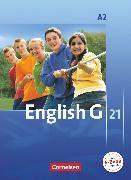 Cover-Bild zu English G 21, Ausgabe A, Band 2: 6. Schuljahr, Schülerbuch, Kartoniert von Abbey, Susan