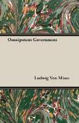 Cover-Bild zu Von Mises, Ludwig: Omnipotent Government